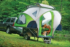 GO Camping Trailer