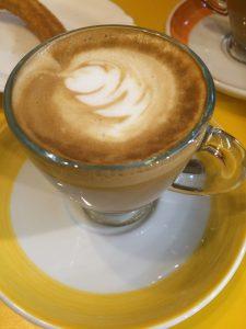 Cafe con lache